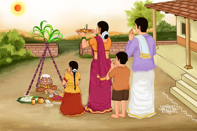 Pongal wishes messages and pongal greetings easyday m4hsunfo