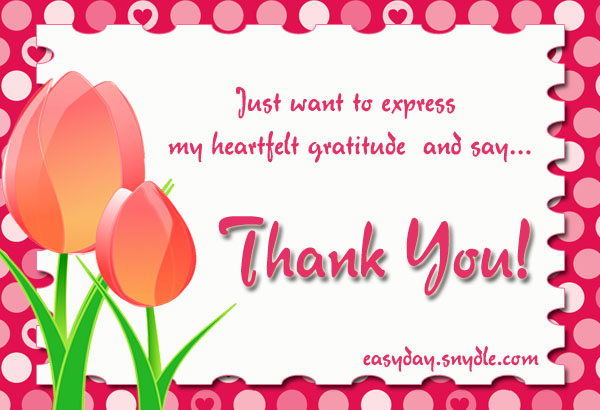 Thank You Card Messages for Birthday Wedding and Gifts Easyday – Thank You for the Birthday Card