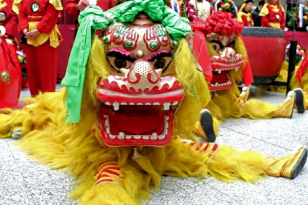 Chinese New year- Lion Dance