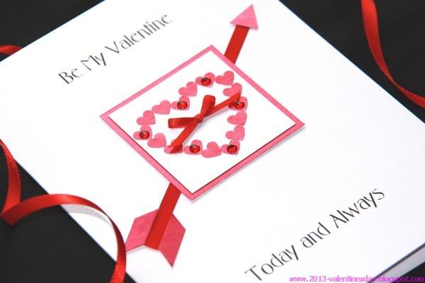 Valentine day  Handmade gift cards
