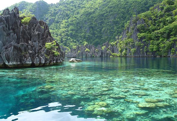 Coron Island Palawan Photo: Shedexpedition