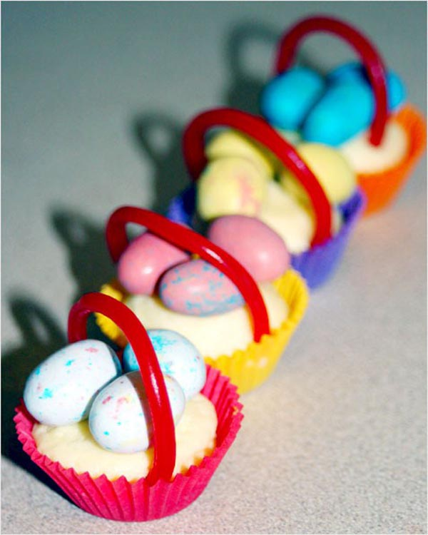 23 cute and crafty easter craft ideas for kids easyday - Easter basket craft ideas ...
