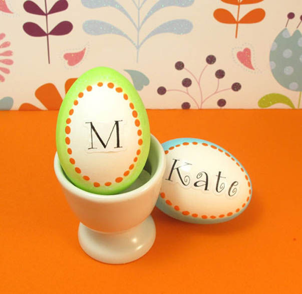 20 creative and cute easter egg decorating ideas easyday Creative easter egg decorating ideas