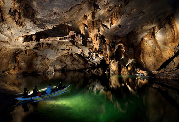 Puerto Princesa Underground River Photo: New7Wonders.com