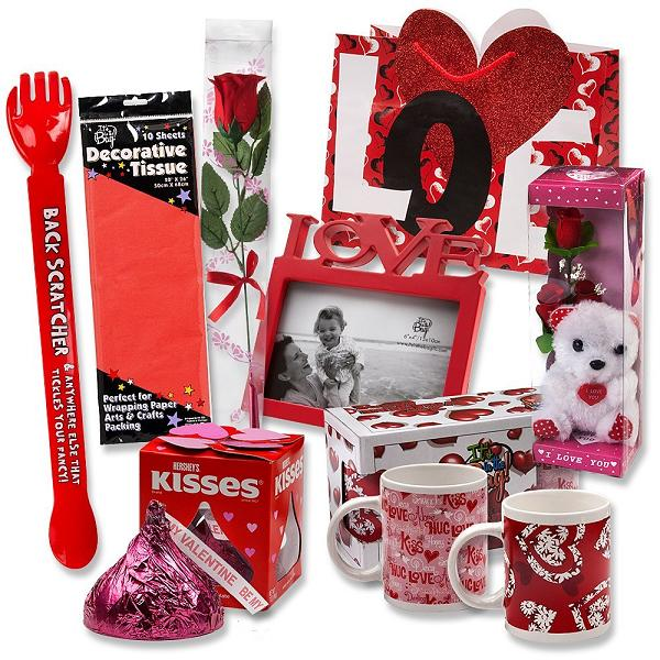 valentines day gift set