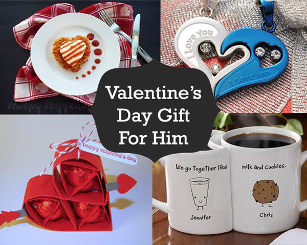 Valentines Day Gift Ideas for Him, For Boyfriend and Husband - Easyday
