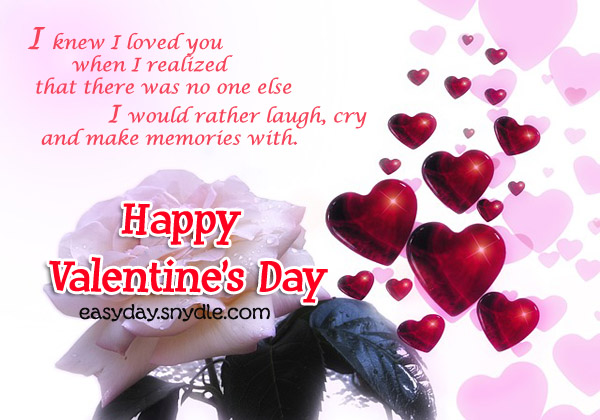 Valentines Day Quotes Picture Easyday
