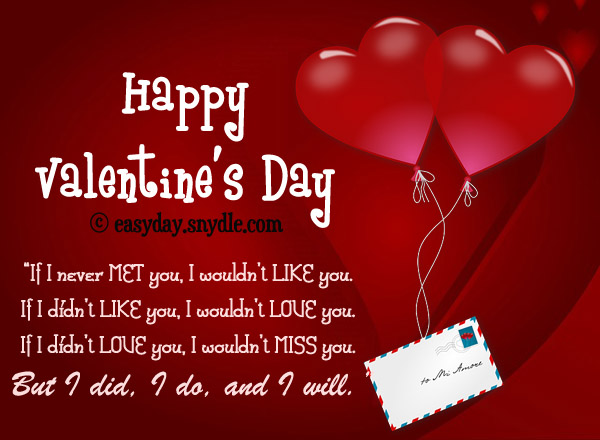 Collection of Best Valentines Day Quotes and Sayings Easyday – Valentine Day Sayings for Cards