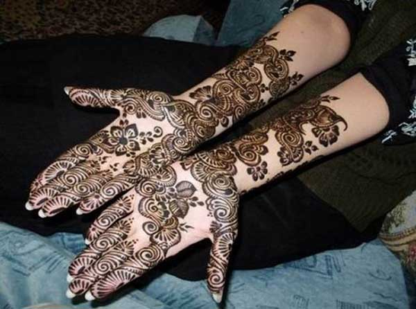 Mehndi Designs Latest Images : Latest mehndi designs for hands easyday