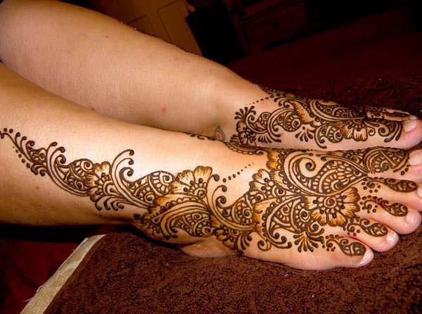 Henna Mehndi Quotes : Simple arabic henna mehndi designs for hands