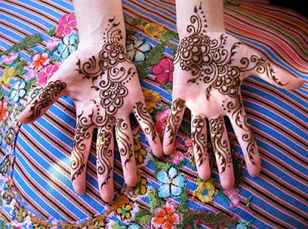 Mehndi Design For Kids : 10 best and beautiful mehndi designs for kids easyday