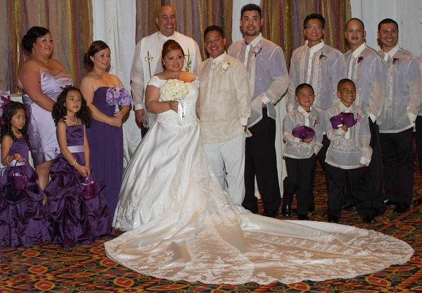 Filipino Wedding Traditions - Easyday