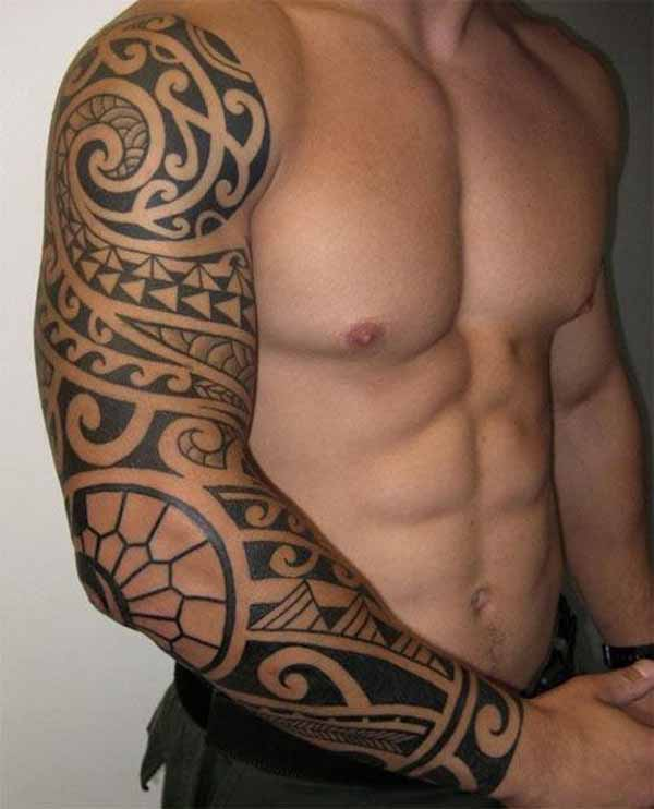 Tattoo Ideas Men Sleeve: 30 Amazing Tattoo Designs For Men