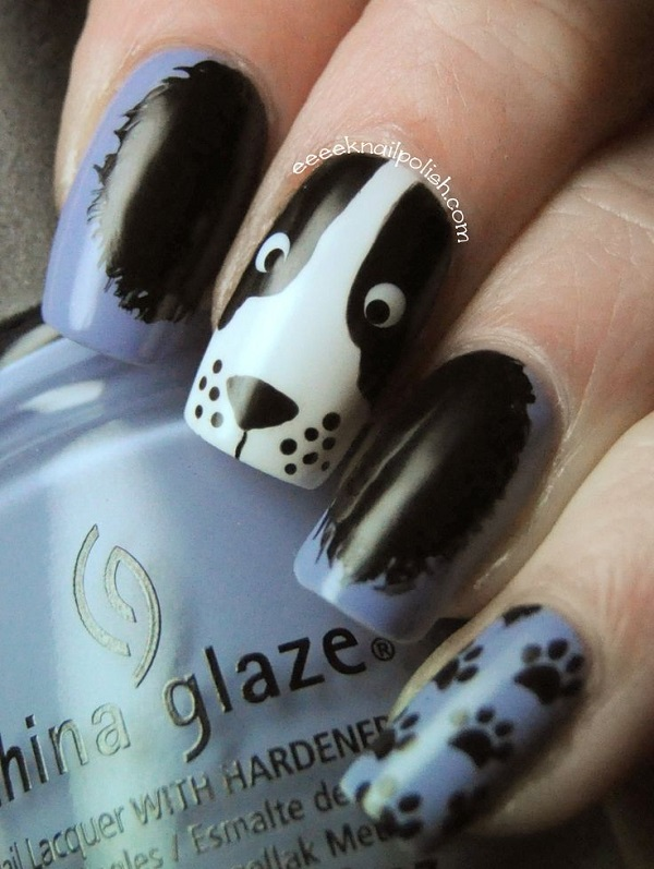 acrylic nail designs 1