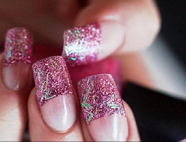 acrylic nail designs 11