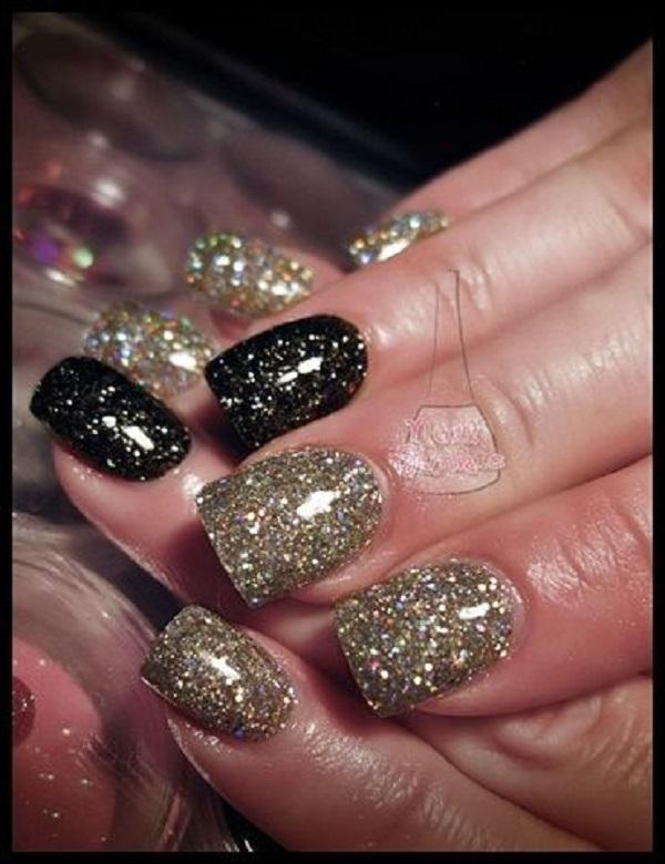 acrylic nail designs 12
