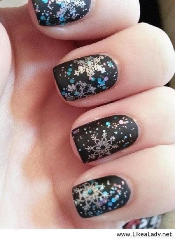 acrylic nail designs 7