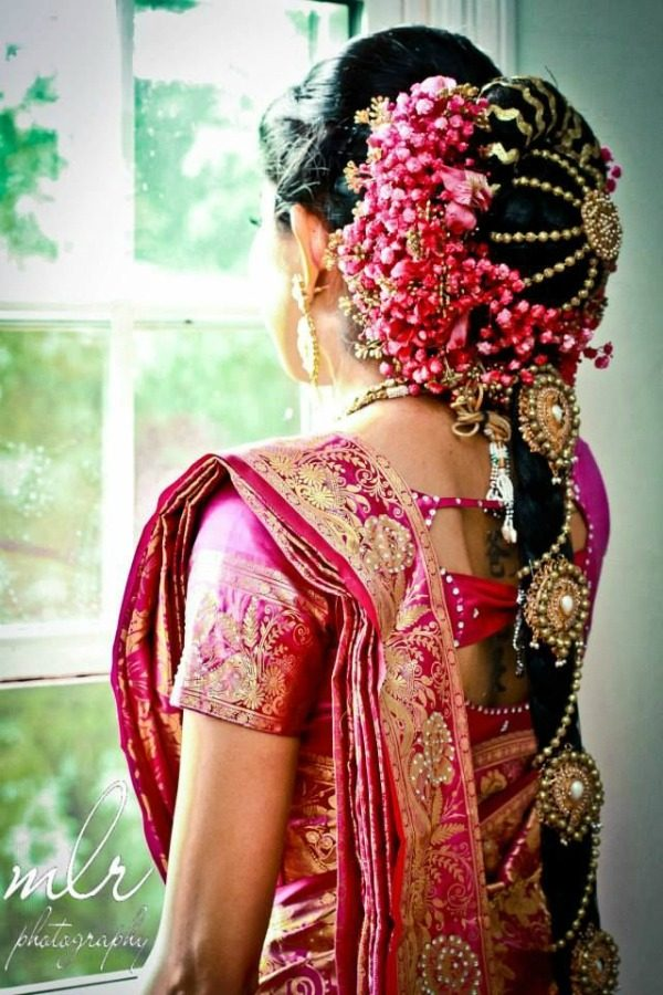 20 Latest Indian Bridal Hairstyles