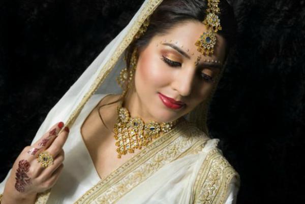 bridal hairstyle 2