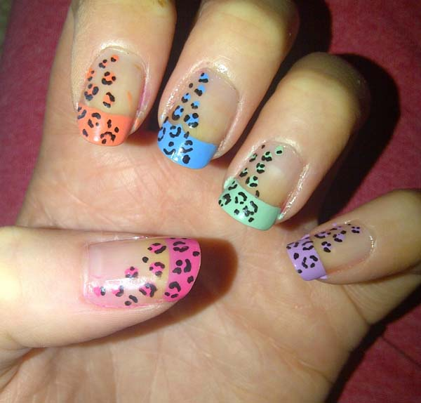 Cool Nail Designs For Short Nails: Cute Nail Designs
