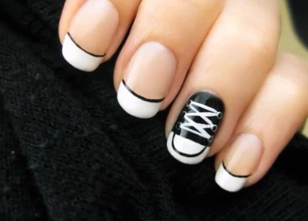 Nail designs for short nails easyday cute nail art designs for short nails prinsesfo Gallery