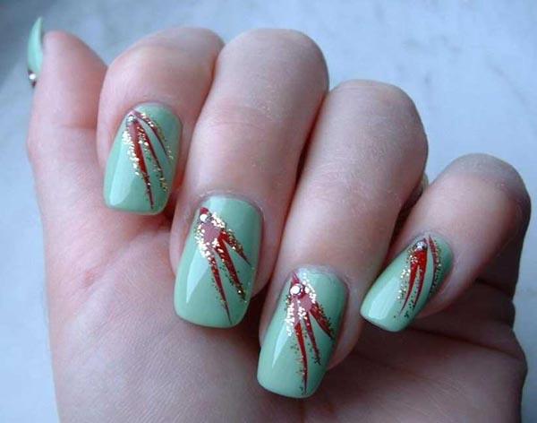 cute-nail-designs-for-long-nails