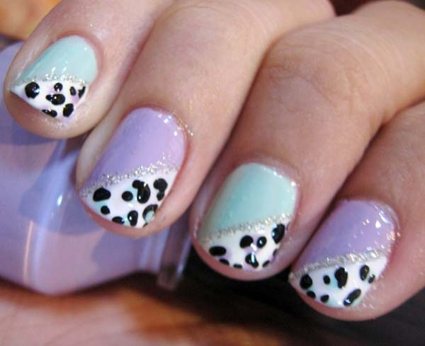 cute-nail-designs-for-short-nails