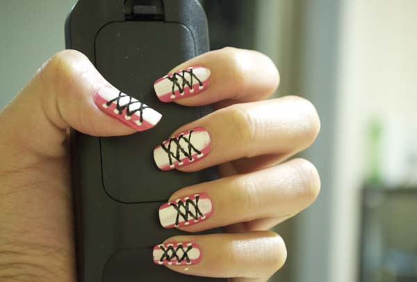 Easy Nail Art To Do Yourself : Pics photos nails easy do it yourself nail art funky