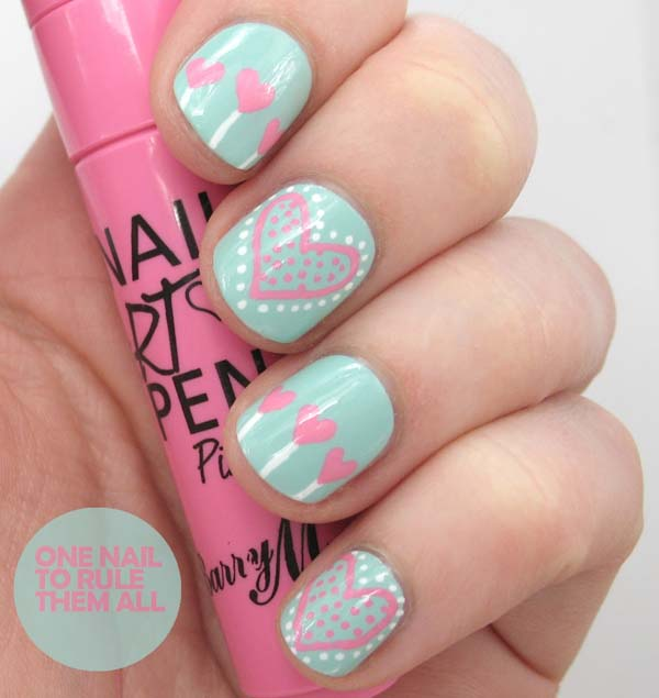 Easy Nail Art: Easy Nail Art Designs For Everyone