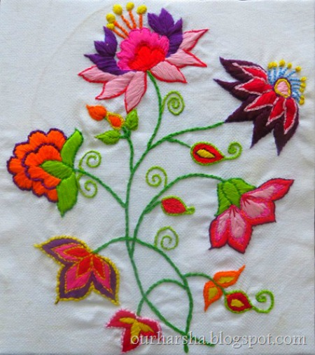 20 beautiful hand embroidery designs easyday source altavistaventures Images