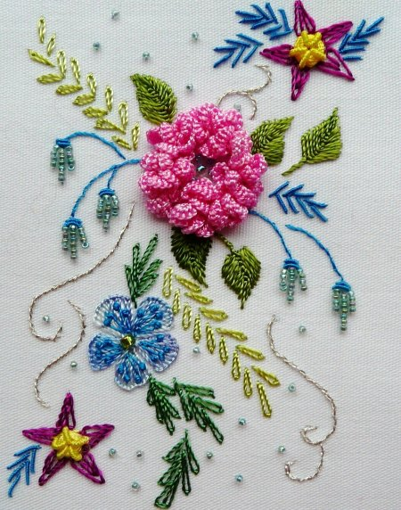 20 Beautiful Hand Embroidery Designs - Easyday