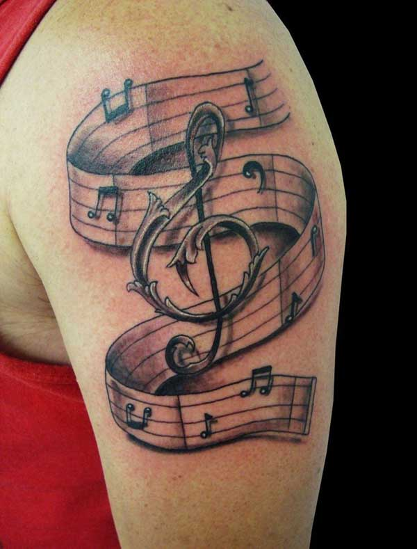 music-tattoo-designs-for-men