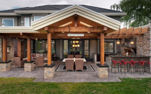outdoor kitchen design 7