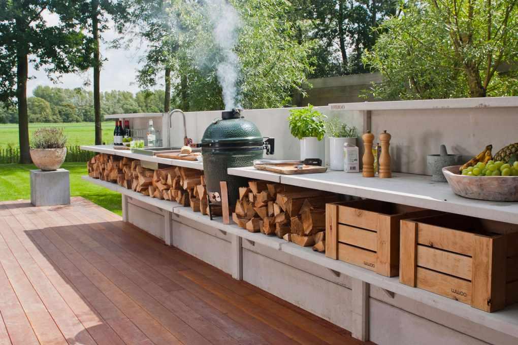 Outdoor Kitchen Design Inspiration
