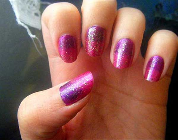 21 Easy Pink Nail Designs Easyday