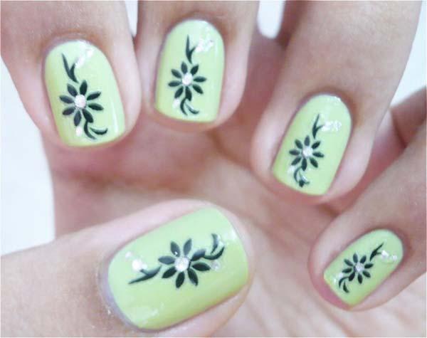 short-nail-designs