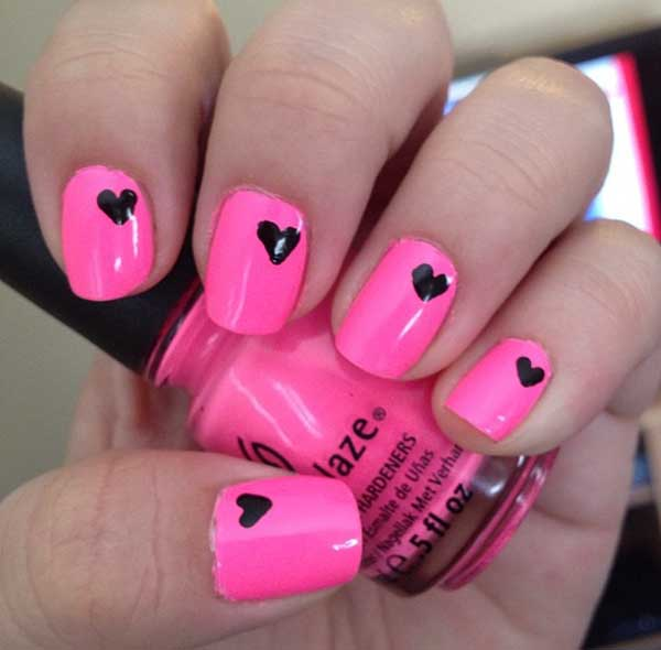 simple-pink-nail-designs