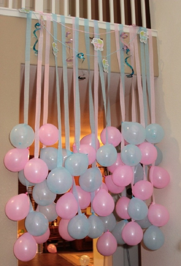 Baby Reveal Party Decorating Ideas 600 x 880