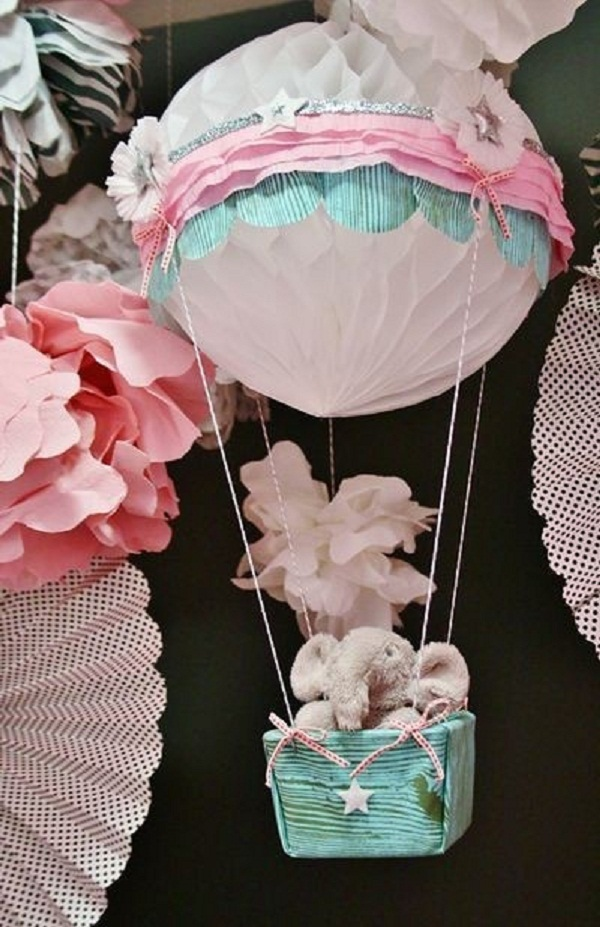 Baby Shower Deco Girls 3