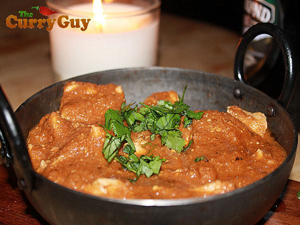 Madras-checken-curry