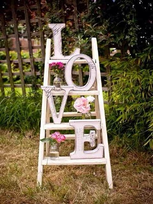 Cheap Wedding Deco Title