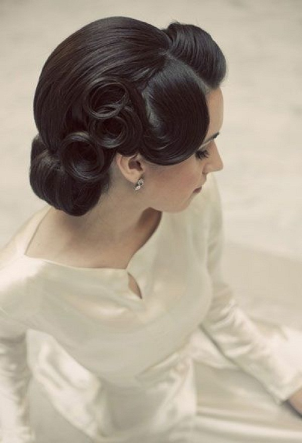 Wedding Hairstyles Long 6