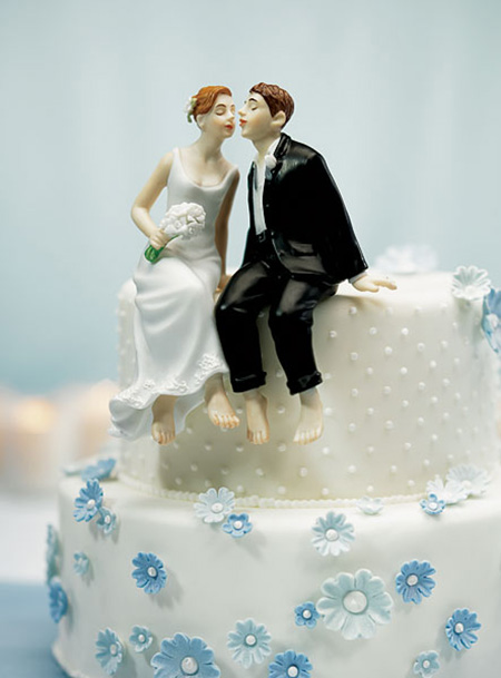 Good Wedding Cake Toppers