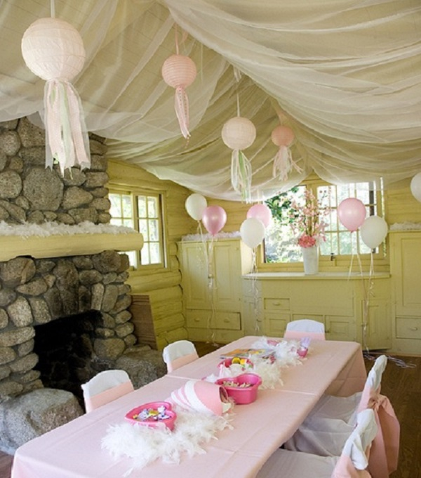 princess themed party 17