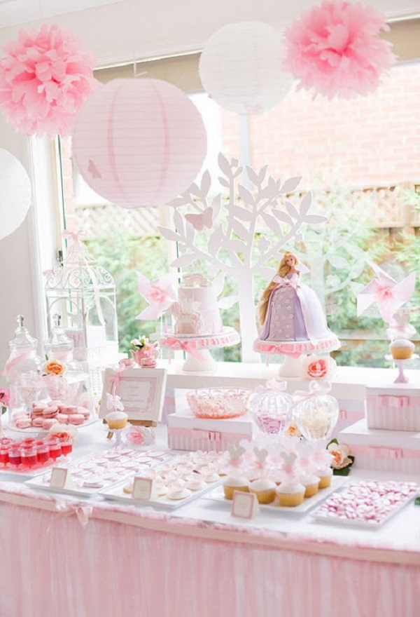 princess themed party 21