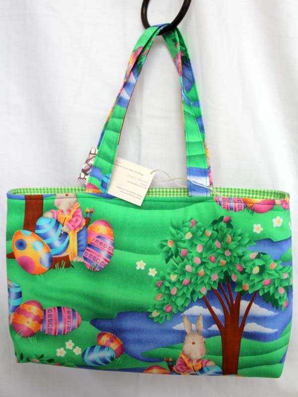 Unisex Easter Tote Bag from Etsy