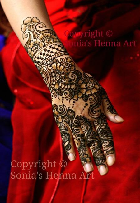 Source : Sonia's Henna Art