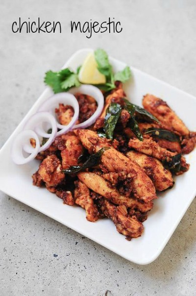 Indian Chicken Recipes 9