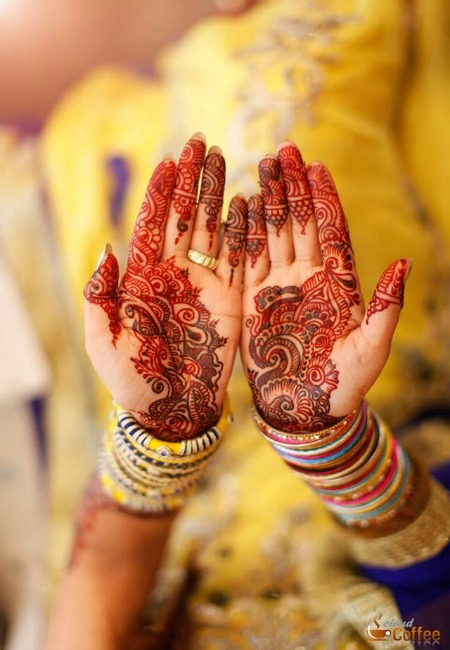 bridal mehndi designs 2