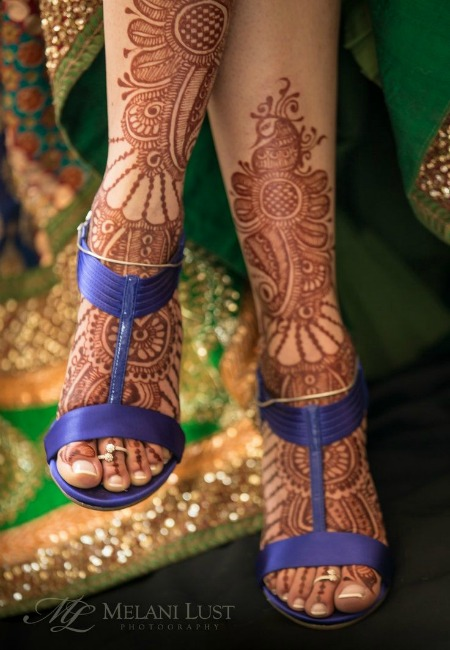 bridal mehndi designs 3